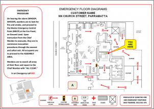 Emergency Evacuation Plans